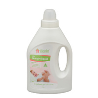 Abode Laundry Liquid (Front & Top Loader) Baby Fragrance Free 2L