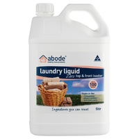 Abode Laundry Liquid (Front & Top Loader) Zero 5L