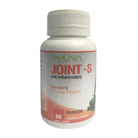Ayuna Joint-S 60 Vegetable Capsules