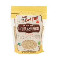Bob's Red Mill Super-Fine Almond Flour Natural (from whole almonds) (Gluten Free) 453g