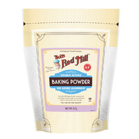 Bob's Red Mill Baking Powder Double Acting (No Added Aluminium) (Gluten Free) 397g