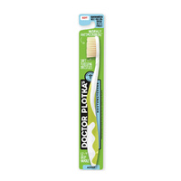 Doctor Plotka's Mouthwatchers Toothbrush Adult Soft Green