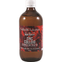 Fulhealth Industries Zinc Colloid Concentrate 500ml