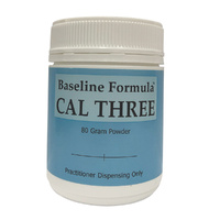 Holistic Pathways Baseline Formula Cal Three 80g