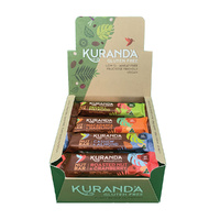 Kuranda Gluten Free Nut Bars Mixed 45g [Bulk Buy 16 Units]