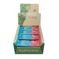 Kuranda Gluten Free Protein Bars Berry Nice 50g [Bulk Buy 16 Units]