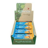 Kuranda Gluten Free Protein Bars Banana Split 50g [Bulk Buy 16 Units]