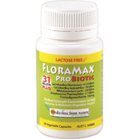 Medicines From Nature FloraMax Probiotic 31 Billion 30vc