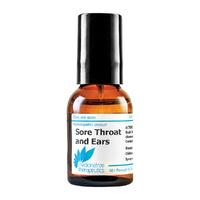 Medicine Tree Sore Throat and Ears 20ml Oral Spray