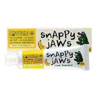 Nature's Goodness Snappy Jaws Toothpaste Cool Banana 75g