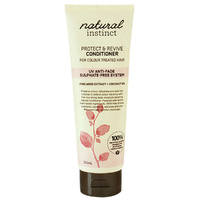 Natural Instinct Conditioner Protect & Revive for Colour Treated Hair (Jewelweed Coconut Oil) 250ml