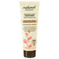 Natural Instinct Conditioner Moisture Surge Dry Damaged Hair (Honeyquat Complex Coconut Oil) 250ml