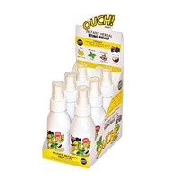 Ouch! Herbal Instant Sting Relief 100ml Spray [Bulk Buy 6 Units]