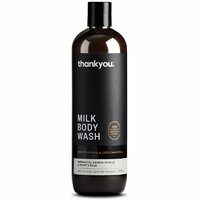 Thankyou Botanical Lemon Myrtle & Goats Milk Body Wash 500ml