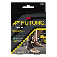 Futuro Precision Fit Ankle Performance Comfort Support Adjustable