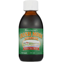 Bonnington's Irish Moss Cough Syrup 200mL