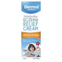 Dermal Therapy Little Bodies Eczema Relief Cream 56g