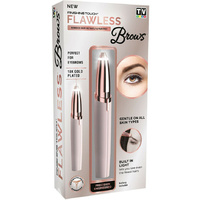 Finishing Touch Flawless Brows Eyebrow Hair Remover Rose Gold