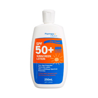 Pharmacy Choice Dry Touch SPF 50+ Sunscreen Lotion 250ml