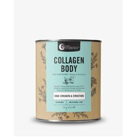 Nutra Organics Collagen Body Bone Strength Structure 225g