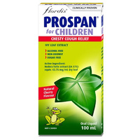 Flordis Prospan for Children Chesty Cough Relief Oral Liquid 100mL