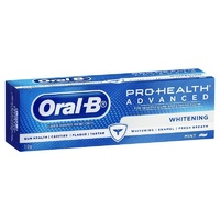 Oral-B Pro Health Advanced Whitening Mint 110g