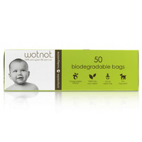 Wotnot 50 Biodegradeable Bags