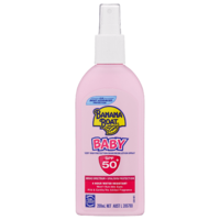 Banana Boat Baby Sunscreen Lotion Spray SPF50+ 200ml