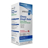 ApoHealth Chesty Cough Relief 200ml