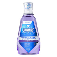 Oral-B Pro-Health Clinical Rinse Clean Mint 1L