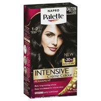 Schwarzkopf Napro Palette Hair Colouring 1-0 Black