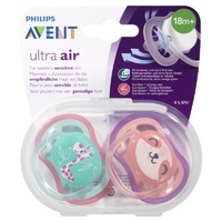 AVENT Soother Air 18MTH+ 2PK