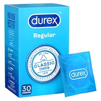Durex Condoms Regular 30 Pack