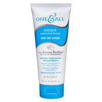 Innoxa One & All Intensive Hand & Nail Rescue Cream Very Dry Hands