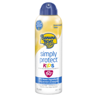 Banana Boat Simply Protect Kids SPF 50+ Spray 175g