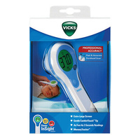 Vicks Digital Infared Forehead Thermometer