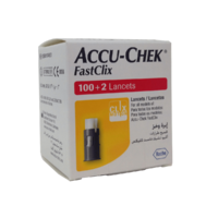 Accu-Chek FastClix Lancets 102 Performa & Guide