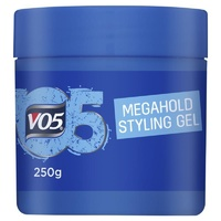 Vo5 Mega Hold Styling Gel 250g