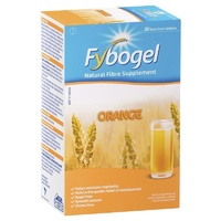Fybogel High-Fibre Supplement Sachets Orange 30