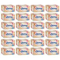 Kleenex Facial Large 'n' Thick Tissues 95 Sheets [Bulk Buy 24 Units]