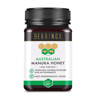 Berringa Australian Manuka Honey Mild Strength (MGO 120+) 500g