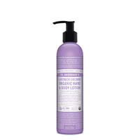 Dr. Bronner's Organic Hand & Body Lotion Lavender Coconut 237ml