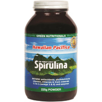 MicrOrganics Green Nutritionals Hawaiian Pacifica Spirulina 225g Powder