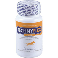 Natural Health Technyflex Canine (Green Lipped Mussel) 80 Capsules