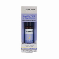Tisserand Lavender & Chamomile Essential Oil Blend Roller Ball 10ml