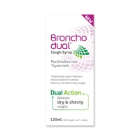 Bronchodual Cough Syp 120ml