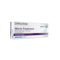 APOHEALTH Worm Treatment 6 Tablets