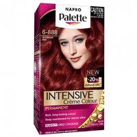 Schwarzkopf Napro Palette Hair Colouring 6-888 Intensive Red