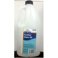 Gold Cross Purified Water 2L