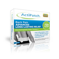 ActiPatch Back Pain Relief Device
